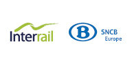Interrail and SNCB Europe logo