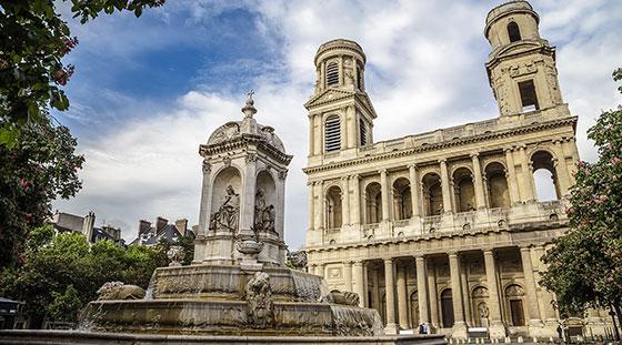 Kirche Saint-Sulpice