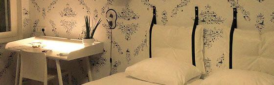 Kamer, Kaboom Hotel