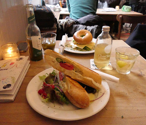 Panini, Café Zondag, Maastricht