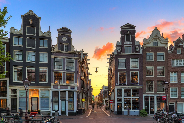 """Nine Streets"" Amsterdam"