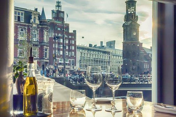 Restaurant à Amsterdam