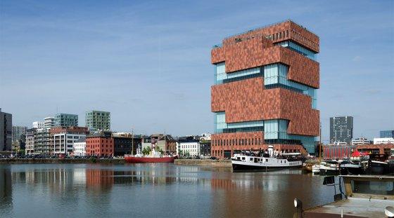 The MAS in Antwerp