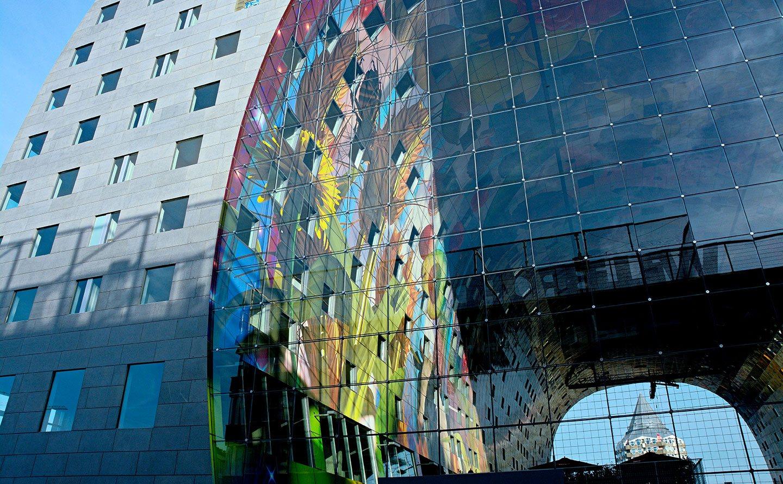 Urbane Stadtereise Nach Rotterdam Folgen Sie Dem Reisefuhrer
