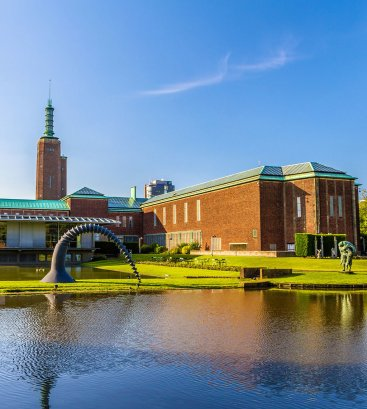 Van Beuningen museum in Rotterdam