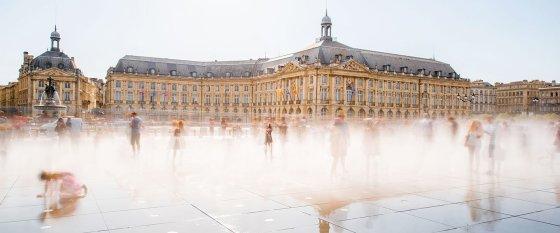 Miroir d'eau - Bordeaux