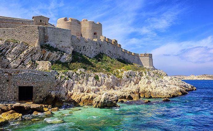 Marseille - Château d'If