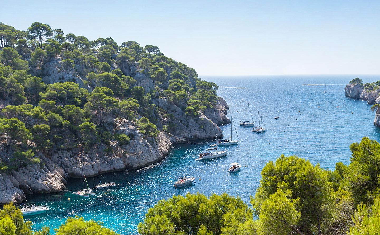 Marseille - calanque