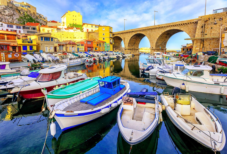 Marseille - Vallon des Auffes