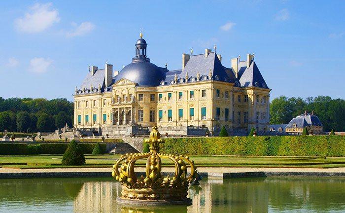 Vaux le Vicomte Schloss
