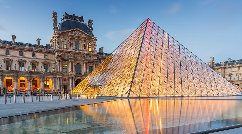 Der Louvre - Paris