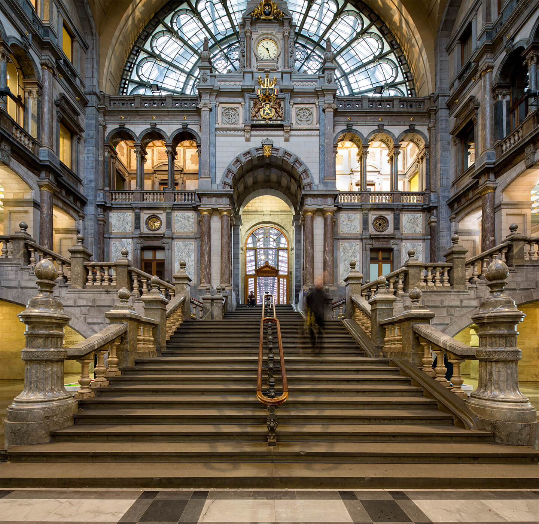 Antwerpen-Centraal Bahnhof