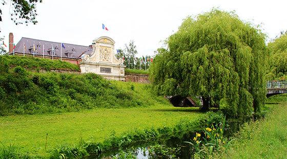 Citadel in Lille