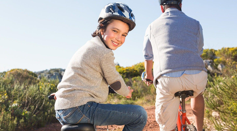 Zijn jullie een sportief gezin?