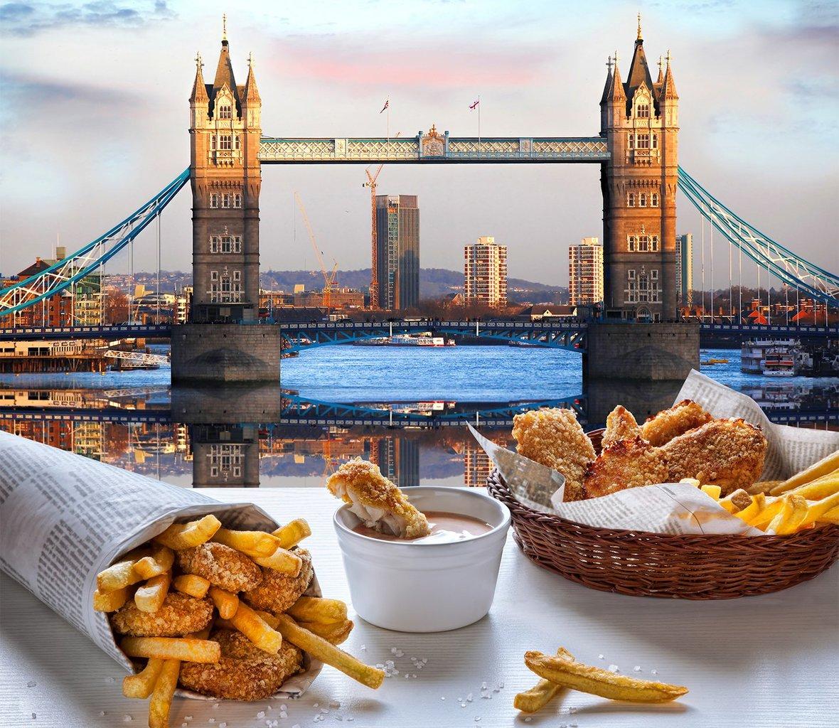 Britisches Essen
