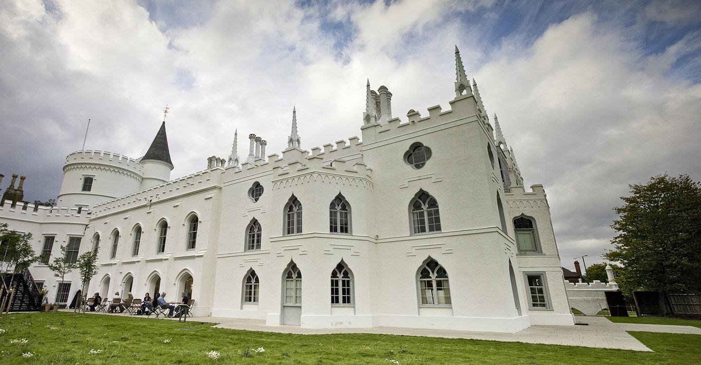 Château de Strawberry Hill
