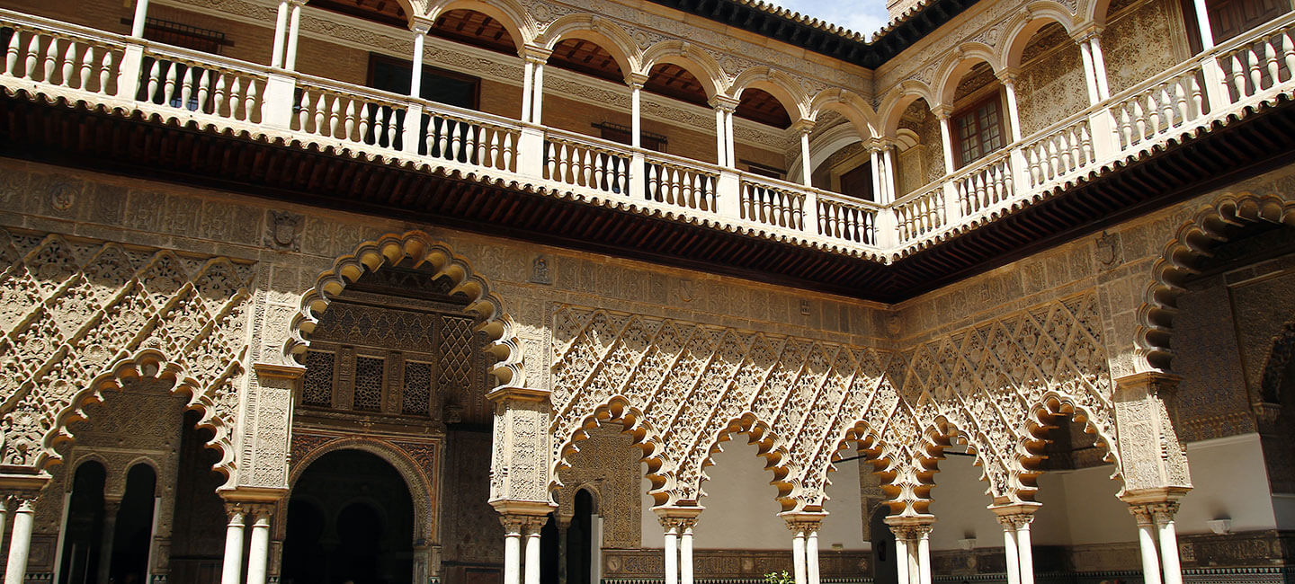 Royal Alcázar, Seville