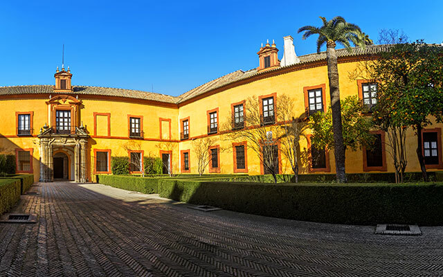 Winters Sevilla - Real Alcázar