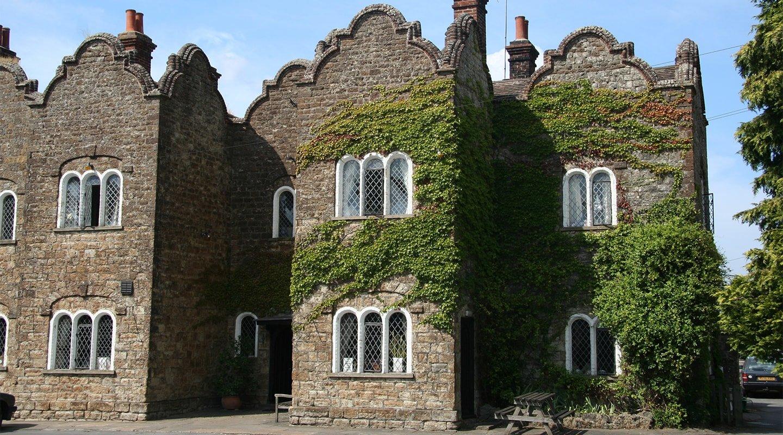 Pluckley in Kent