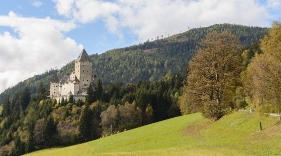 Kasteel Moosham in Salzburg