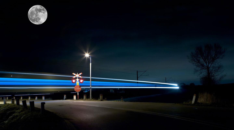 Explore Europe by nighttrain