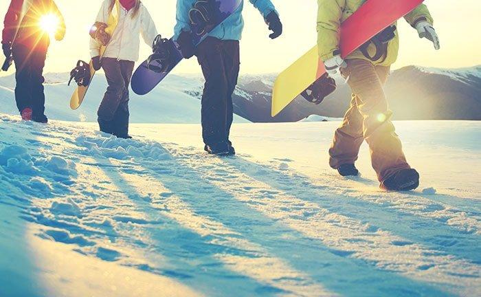 London - französische Alpen: direkt mit Eurostar Ski