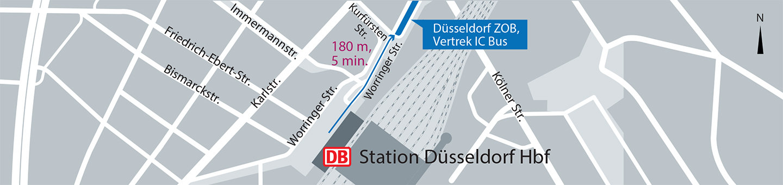 Station Düsseldorf Hbf
