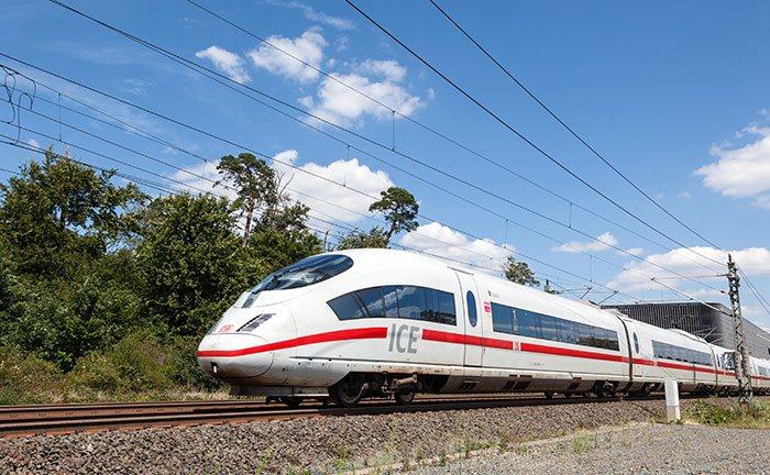 ICE trein