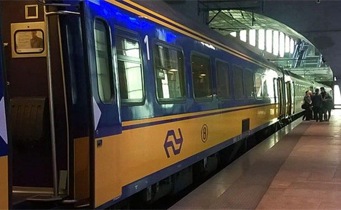 InterCity trein