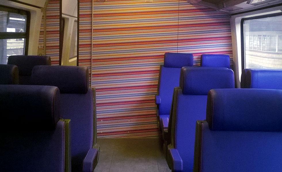 Keine Sitzplatzreservierung