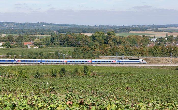 TGV® Frankreich-Italien