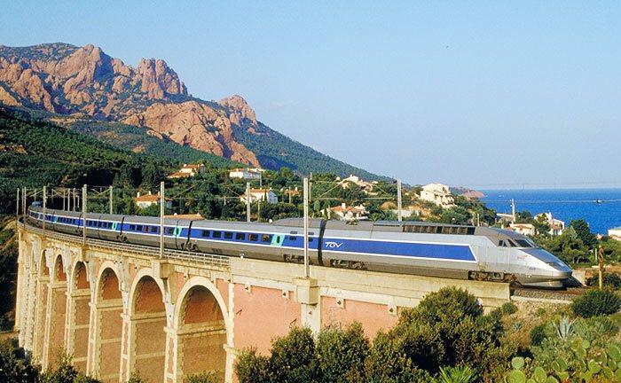 TGV® Frankreich-Spanien
