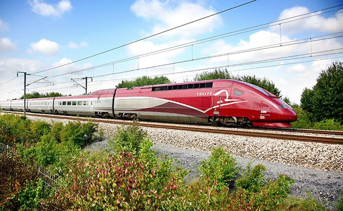 Thalys train