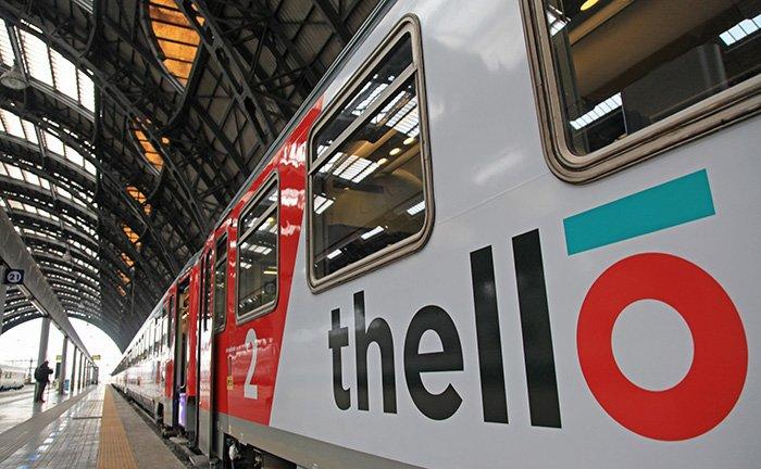Thello trein