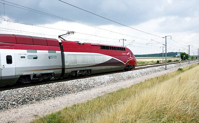 Train Thalys