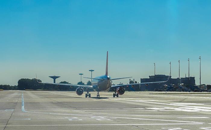 Charles de Gaulle luchthaven