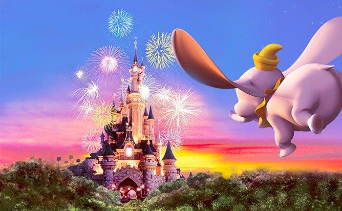 Boek uw toegangstickets voor Disneyland® Paris