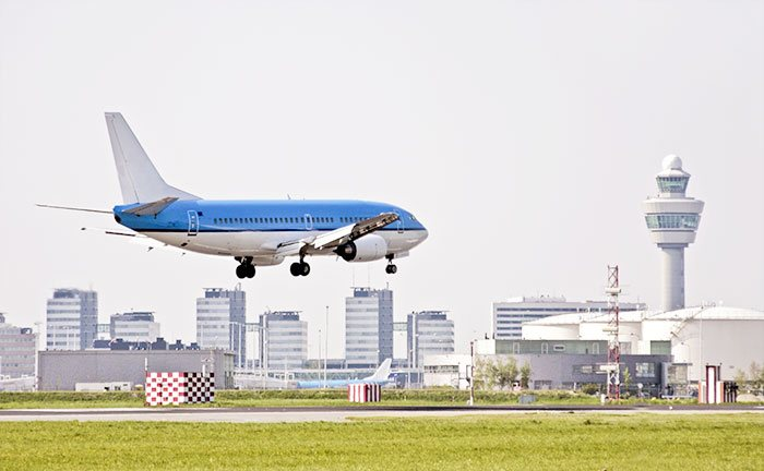 Aéroport de Schiphol
