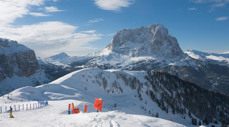 Sneeuwvakantie in Italië