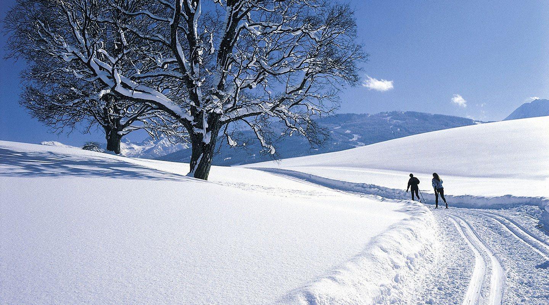 Winter holidays in Austria