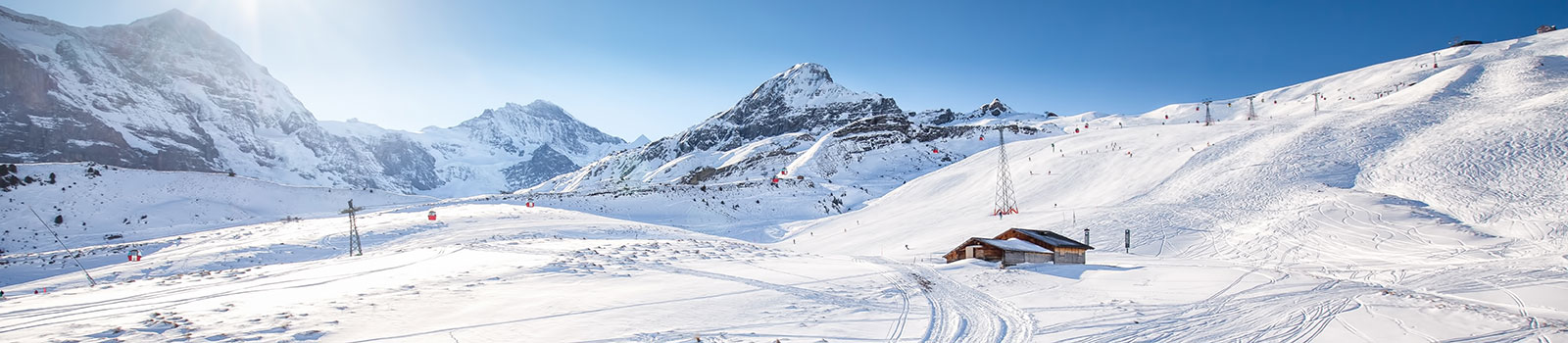 Winter sport in Switzerland