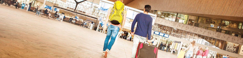 Reizen met bagage