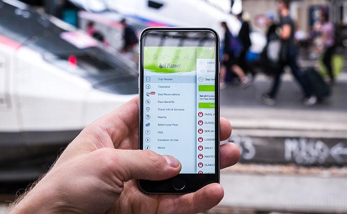 Téléchargez le Rail Planner app