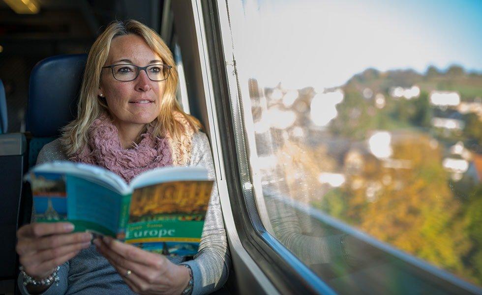 Ontdek Europa met de Interrail Global Pass