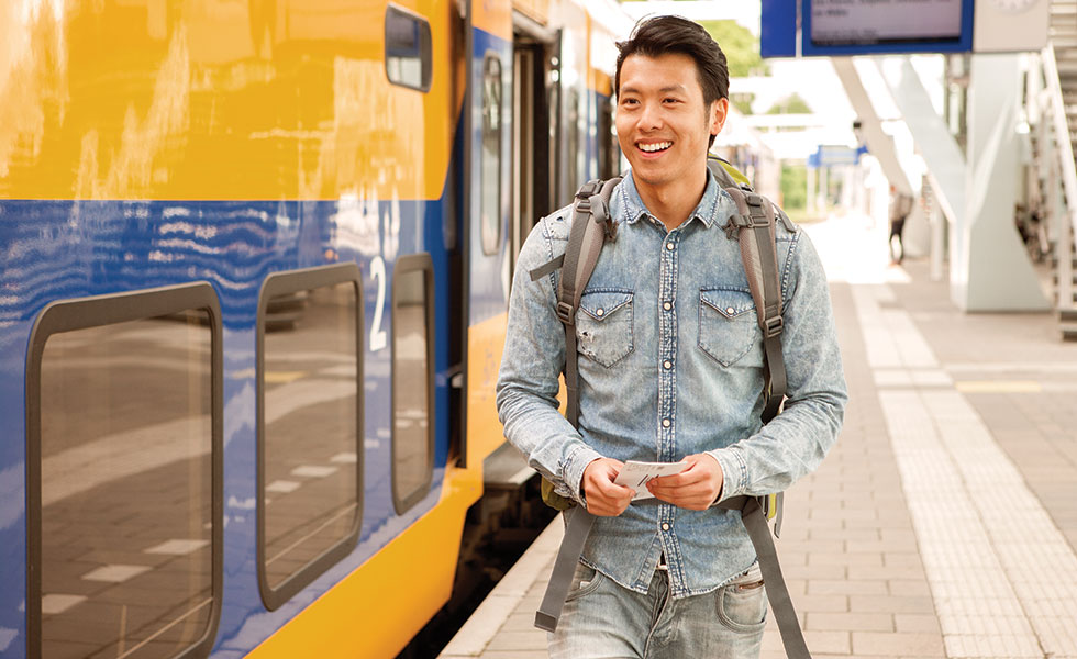 Explore Europe with an Interrail Global Pass