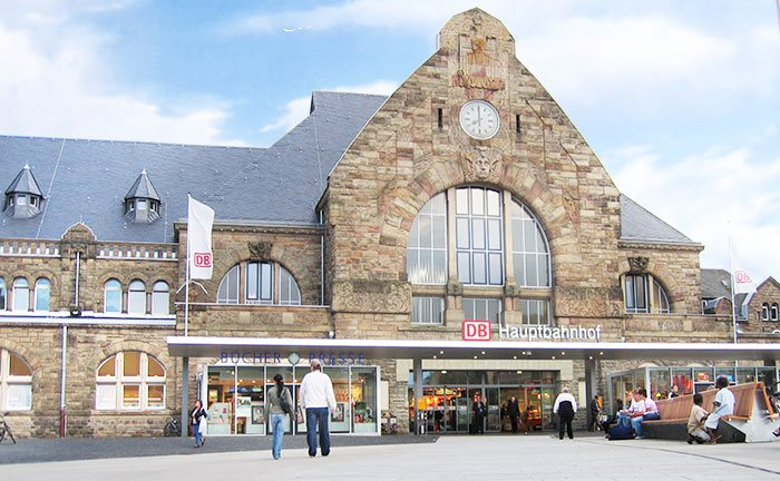 Aachen Hbf station