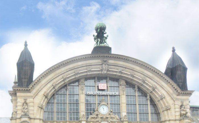 Frankfurt Hbf station