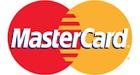 Bezahlen Sie mit MasterCard