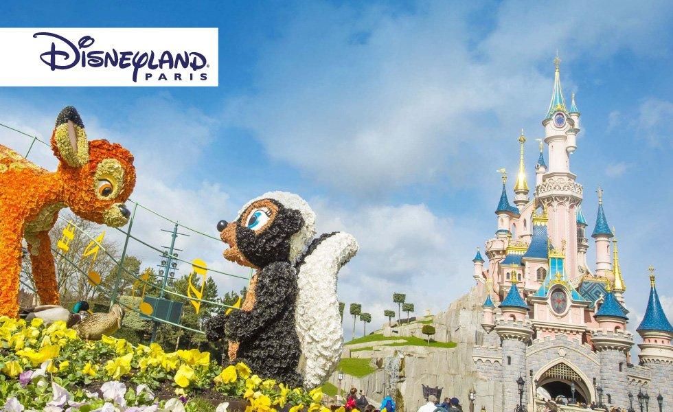 Disneyland Paris Partner Hotel Deals