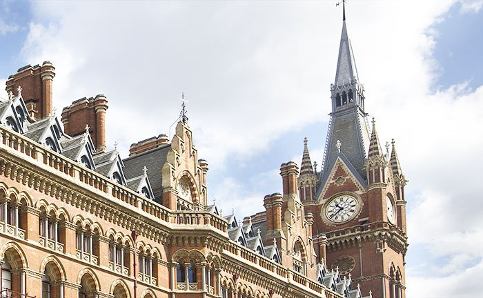 Gare de London St Pancras International